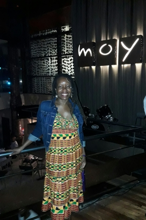 New Year's Eve @Moyo