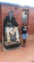 Mandela House me